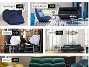 Zeeloft mobilier contemporain à prix cassés