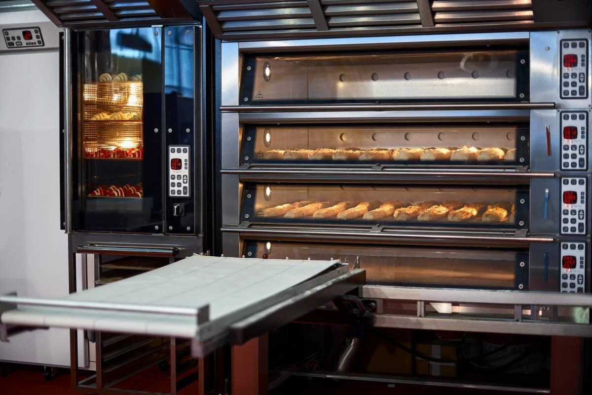 matériel de boulangerie